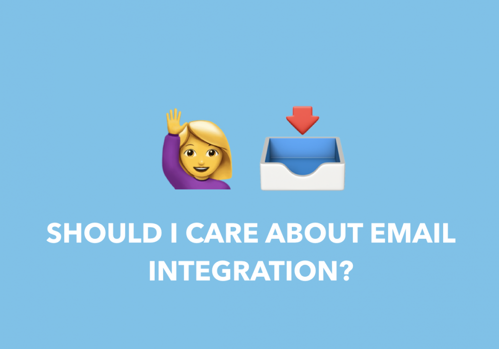 Should Priority Matrix Email Integration Matter to You?