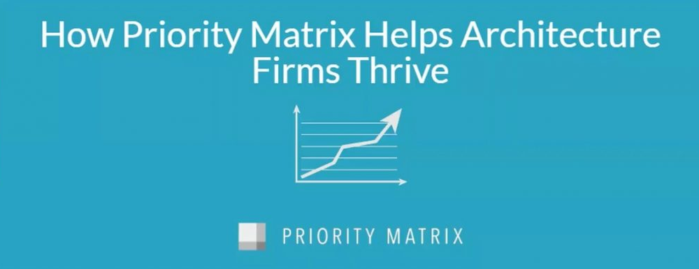 How priority matrix helps architecture firms thrive