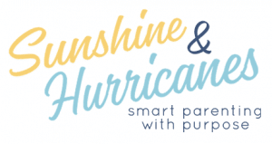 Priority Matrix - Best adhd app for kids - Sunshines and Hurricanes Smart Parenting